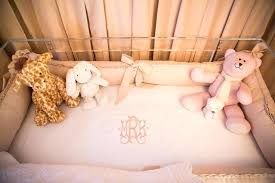 fascinating sweet nursery features a crib nursery works crib dressed in white and pink monogram bedding stupendous baby girl nursery bedding