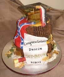 Country Boys Graduation Cake Cakecentralcom
