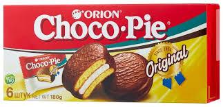 <b>Пирожное Orion Choco Pie</b> — купить по выгодной цене на Яндекс ...