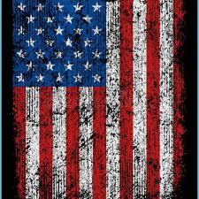 Grunge Usa Flag Black/white Wallpaper ...
