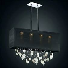 west elm rectangular capiz chandelier rectangular chandelier chandelier rectangular shade chandelier finishing touches by glow lighting