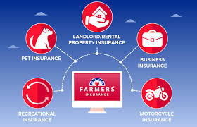 farmers offers a variety of other types of insurance s in addition to home auto and life insurance including