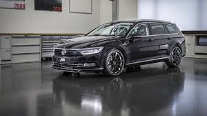 ABT brings modified Audi RS3, TTS Coupe and VW Passat Variant to ...