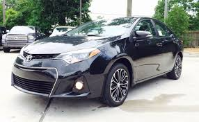 toyota corolla 2014 black. Fine Toyota 20142015 Toyota Corolla S Plus Exhaust Start Up And In Depth Review   YouTube Throughout 2014 Black O