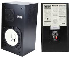 yamaha ns10. yamaha ns-10m studio monitors ns10 1