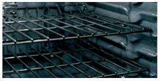 Porcelain Coated Oven Racks GE Profile Series Ranges PCB100SKSS Freestanding Electric from 1