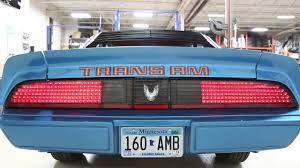 Trans Am Led Lights 1979 1981 Trans Am Led Taillights