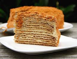 Russian Honey Cake ‐ Griffin s