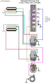 4 way switch diagram telecaster wiring diagram schematics need some help a 4 way tele switch diagram