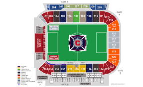 Toyota Park Seating Chart Toyota Park Seating Chart Related Keywords Suggestions