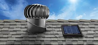 Solar Star IM 1200 Solar Powered Attic Fan