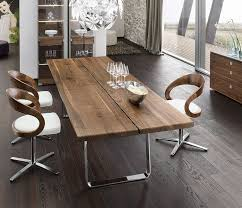dining table material. luxury natural dining table - love modern wood tables. material