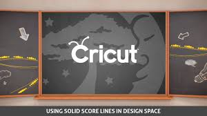 How to add text in cricut design space. Cricut Design Space Using Solid Score Lines Dreaming Tree