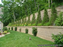 Small Picture Landscape Design Retaining Wall Ideas Home Design Ideas