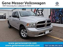 Used Ram 1500 for Sale in Lubbock, TX (with Photos) - CARFAX