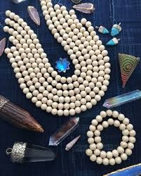 12mm whitewood round wooden beads 38 beads 16 str