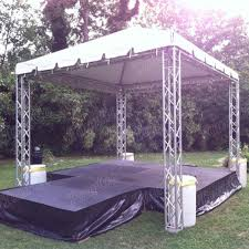 diy portable stage small stage lighting truss. TourGo Aluminum Stage Lighting Truss Outdoor Small Roof Diy Portable Stage Small Lighting Truss A