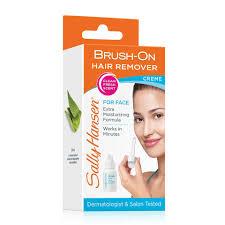 brush on hair remover kit
