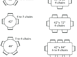 table size seating chart full size of 4 square dining table size small dimensions in cm table size