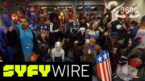 360 Marvel Fan Meet Up New York Comic Con 2017 Syfy Wire