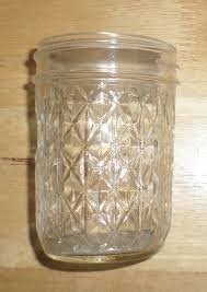 ball quilted crystal jelly jars vintage. vintage ball jelly jar quilted crystal by carriesattic jars u