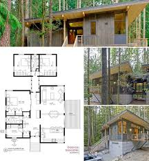 Small Picture modern cabin method homes cabin prefab modern architecture by