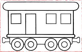 Wagon Avec Fen Tres Et Porte Colorier Omalov Nky