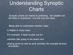 Weather Summary Chart Understanding Synoptic Charts A Synoptic Chart Is Another