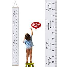Hanging Growth Chart Hanging Ruler Growth Chart For Children Baby Height Growth