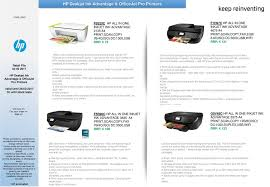 Hp deskjet ink advantage : Hp Deskjet Ink Advantage Officejet Pro Printers Ppt Download