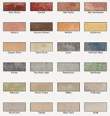 Valspar Exterior Stain Color Chart Valspar Semi Transparent Concrete Stain Colors For A Natural