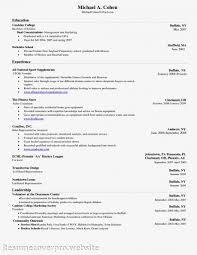 Free Printable Resume Free Printable Resume Templates Microsoft Word Inspirational 31