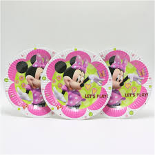 Minnie Mouse Baby Shower Decorations Online Get Cheap Minnie Mouse Baby Shower Aliexpresscom