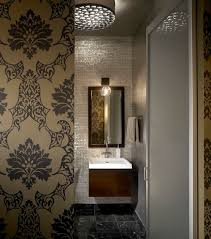 powder room bathroom lighting ideas. bathroom powder room ideas by wallpaper for rooms lighting g