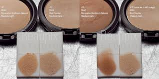 mac powder s pared by a personality headshot photographer