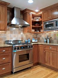 Decorations Spice Up Your Kitchen Tile Backsplash Ideas Then The