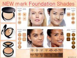 mark has just released a wider range of shades of foundation and powder find the perfect match for your skintone