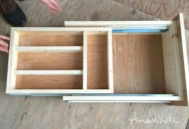 small drawer organizer wood insert smaller drawer into larger drawer now its time to see if small drawer organizer wood