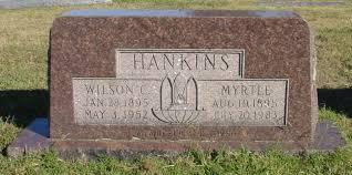 Myrtle Craig Hankins (1895-1983) - Find A Grave Memorial