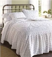 chenille bedspreads queen size. Wonderful Size Flourish Skirted Chenille Bedspread King To Bedspreads Queen Size C