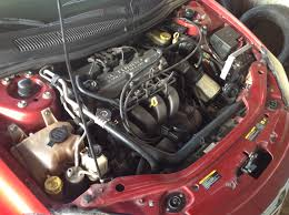 chrysler engine edv 2 4l dohc turbocharged engine used in a mexicans stratus r t cirrus 2001 2006