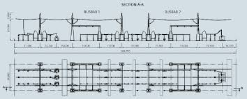 electrical drawing of substation the wiring diagram power plant switchyard layout wiring diagram electrical drawing