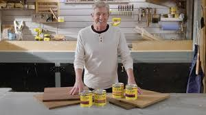 Mixing Wood Stains Mix Your Own Color Wood Stain Quick Tips Minwax Youtube