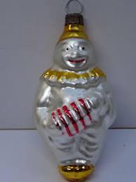Details Zu Weihnachtsschmuck Christbaumschmuck Figur Clown Harlekin Lauscha Silber Glas