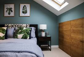 relaxing bedroom color schemes. Relaxing Bedroom Color Schemes Farrow \u0026 Ball Oval Room Blue Palm Leaves Calming Loft E