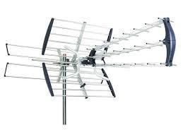 esky hg 997 180mile heavy duty amplifier outdoor antenna built in amplifier