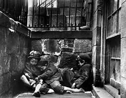 street children  children sleeping in mulberry street new york city 1890 jacob riis photo