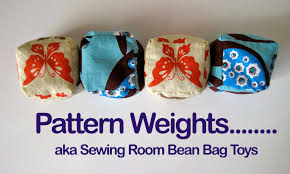 Pattern Weights Inspiration Zaaberry Pattern Weights Tutorial