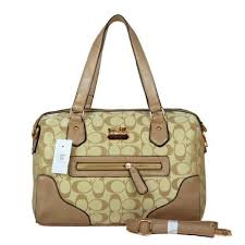Special Offer Coach Madison In Logo Large Coffee Shoulder Bags QJ5306  Coach -Factory-495-LB ,Coach Shoulder Bags   Coach Factory Outlet Online - Coach  Best ...