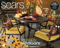 my wish sears perfect outdoor evening